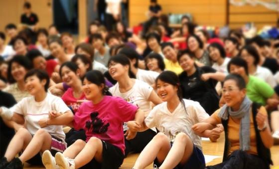 日本女子体育連盟主催のサマーセミナー
